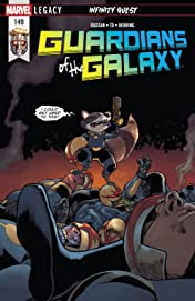 Guardians Of The Galaxy (2017-2018) #149