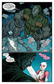 Gwenpool, The Unbelievable (2016-) #23