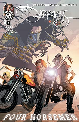 The Darkness: Four Horsemen #1 (of 4)