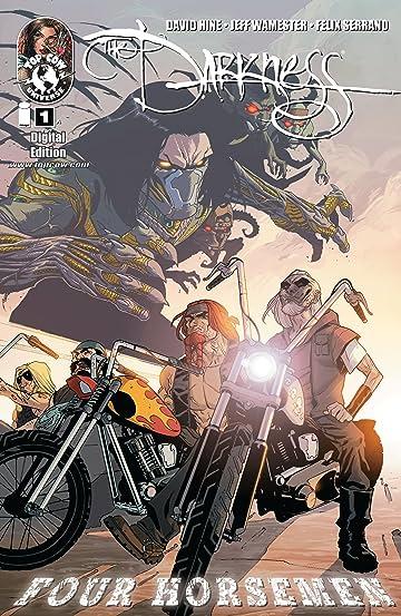 The Darkness: Four Horsemen #1 (of 4)