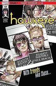 Hawkeye (2016-2018) #13