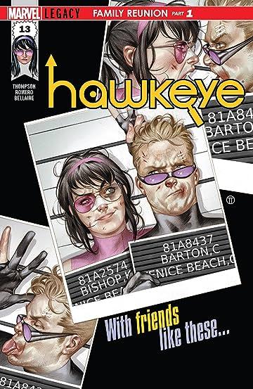 Hawkeye (2016-) No.13