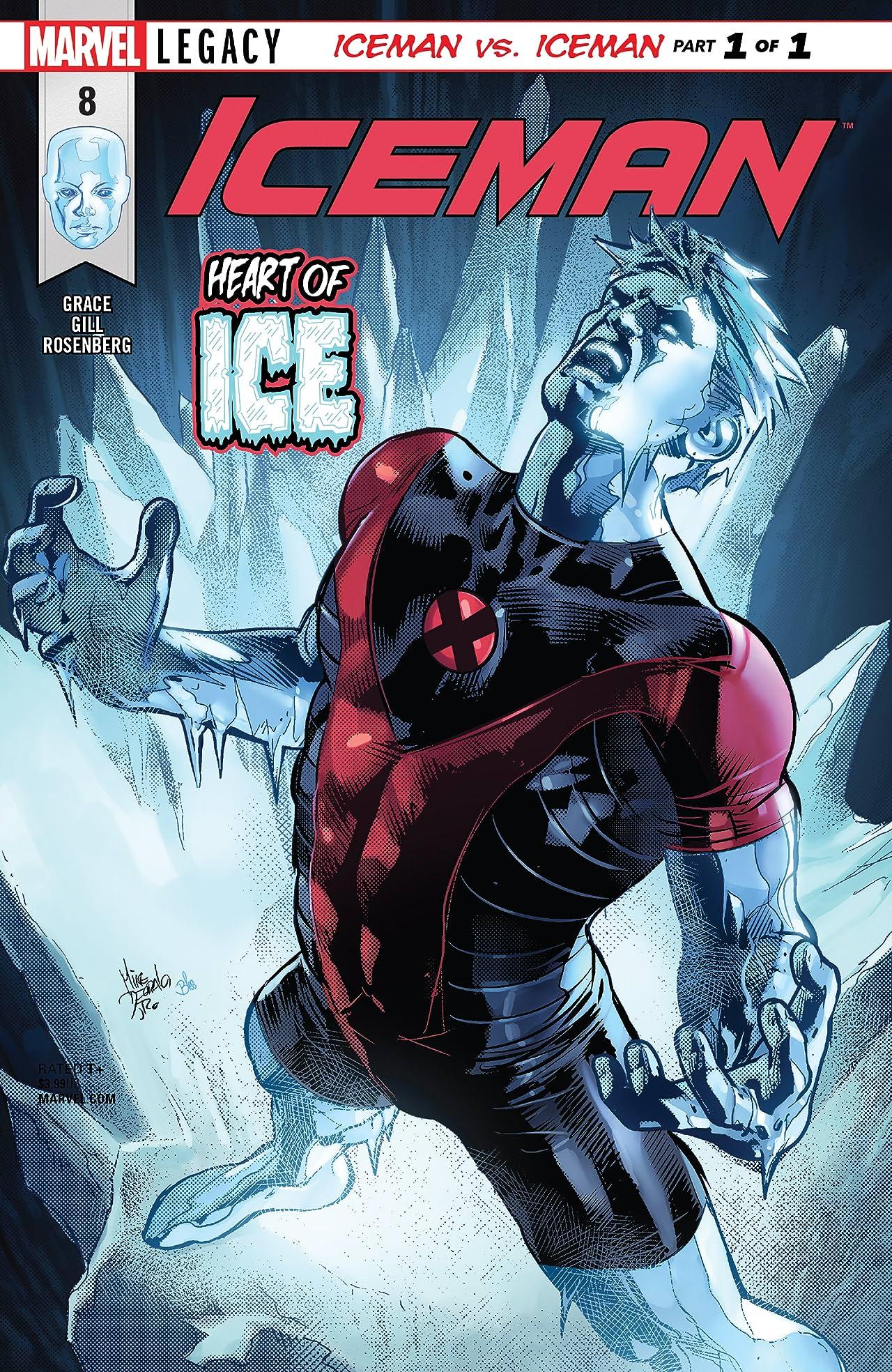 Iceman (2017-2018) #8