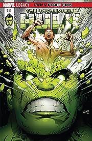 Incredible Hulk (2017-2018) #711