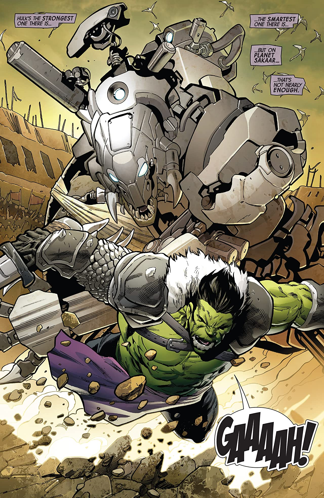 Incredible Hulk (2017-) #711