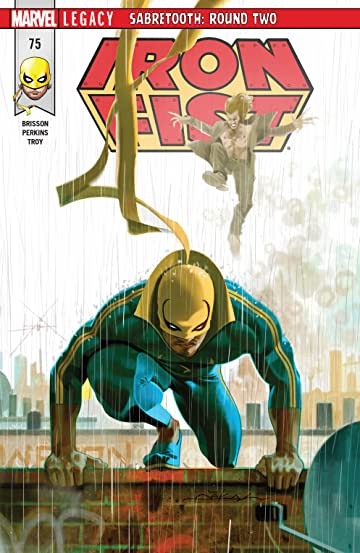 Iron Fist (2017-) No.75