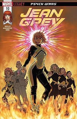 Jean Grey (2017-2018) #10