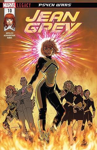 Jean Grey (2017-) #10