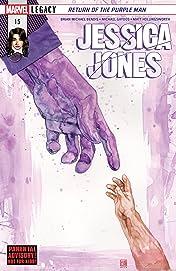 Jessica Jones (2016-2018) #15
