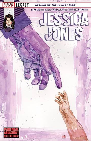 Jessica Jones (2016-) No.15