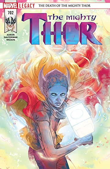 The Mighty Thor (2015-) No.702