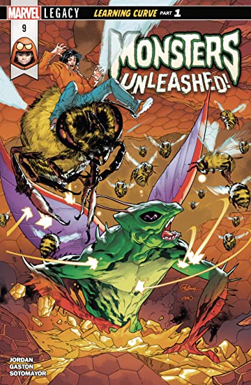 Monsters Unleashed (2017-) No.9