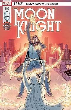 Moon Knight (2017-) #190