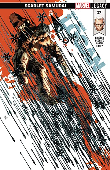 Old Man Logan (2016-) #32