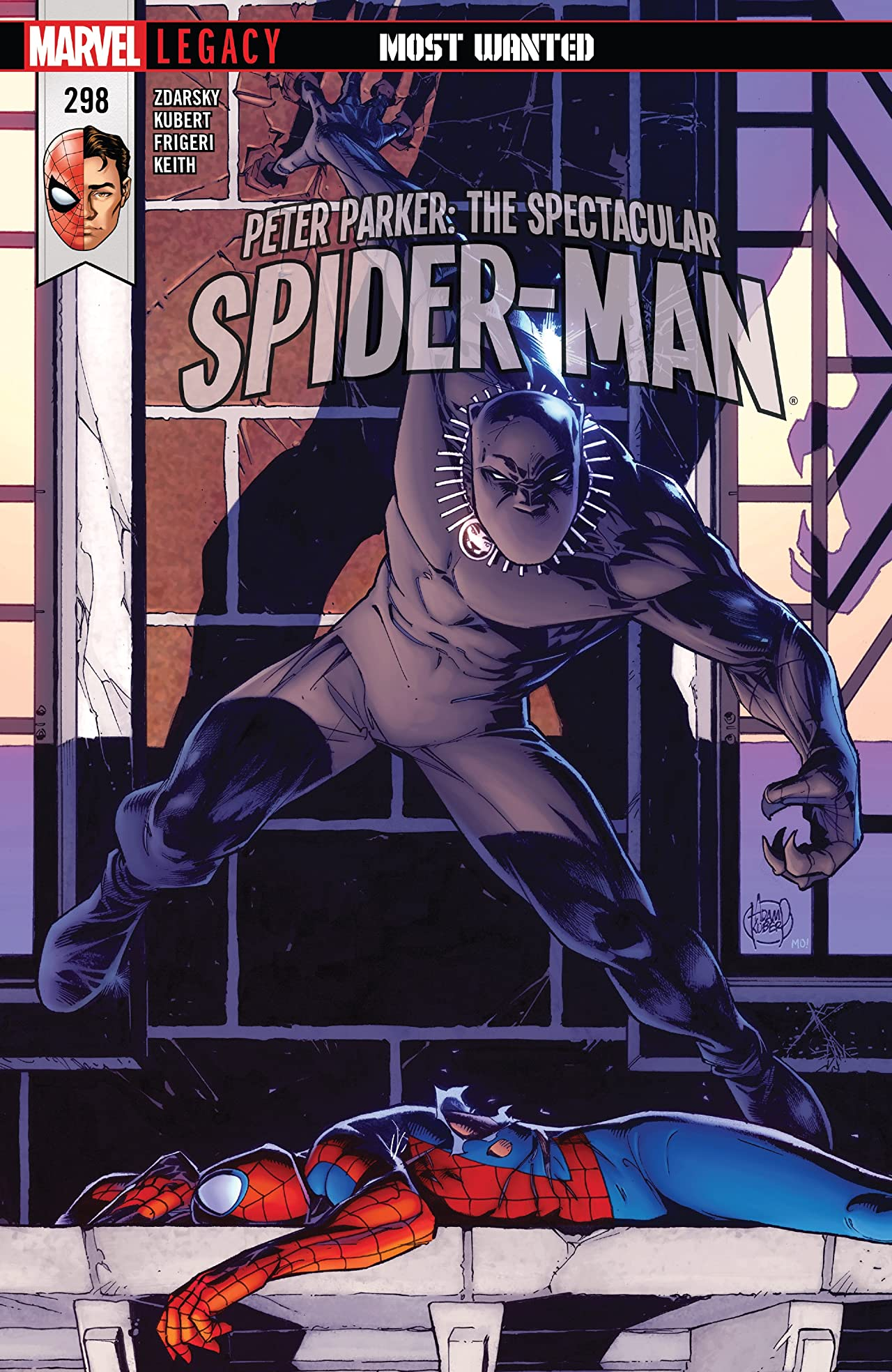 Peter Parker: The Spectacular Spider-Man (2017-2018) #298