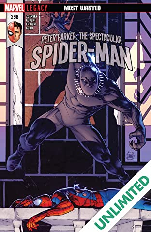 Peter Parker: The Spectacular Spider-Man (2017-) #298