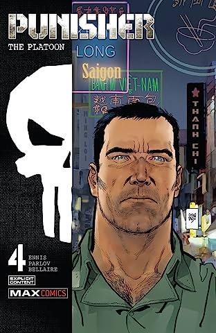 Punisher: The Platoon (2017-2018) #4 (of 6)