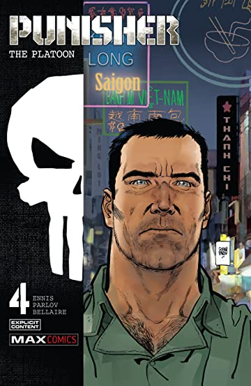 Punisher: The Platoon (2017-2018) No.4 (sur 6)