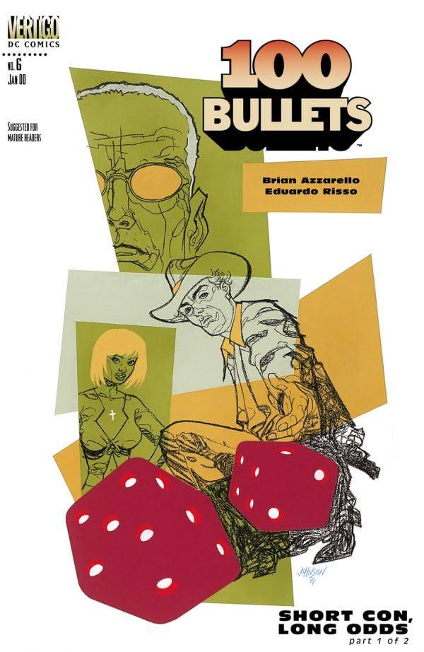 100 Bullets #6