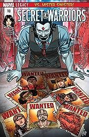 Secret Warriors (2017-2018) #10