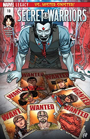 Secret Warriors (2017-2018) #10
