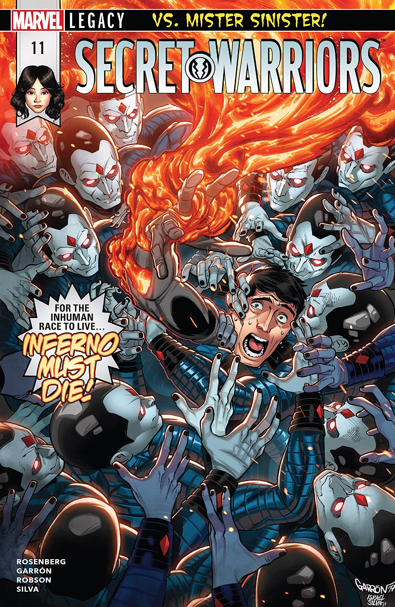 Secret Warriors (2017-2018) #11