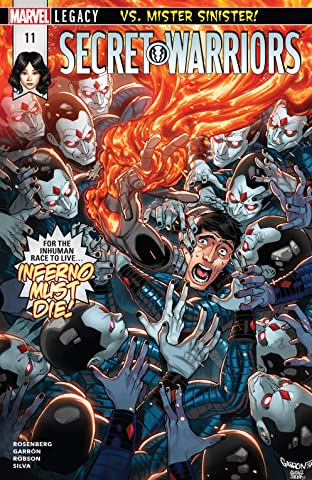 Secret Warriors (2017-) #11