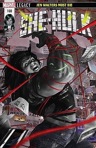 She-Hulk (2016-2018) #160