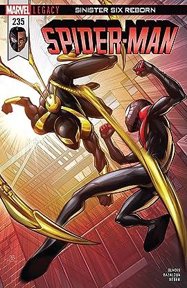 Spider-Man (2016-2018) #235