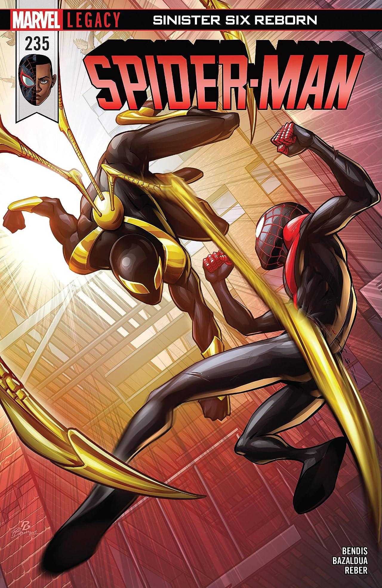Spider-Man (2016-) #235