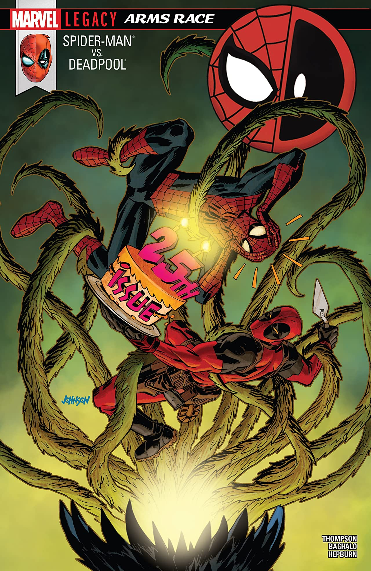 Spider-Man/Deadpool (2016-) #25