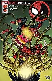 Spider-Man/Deadpool (2016-2019) #25