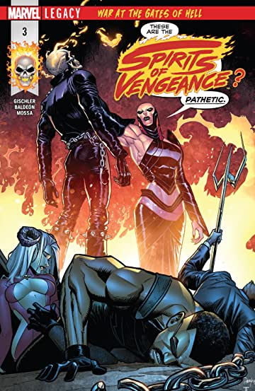 Spirits of Vengeance (2017-) No.3