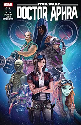 Star Wars: Doctor Aphra (2016-2019) #15