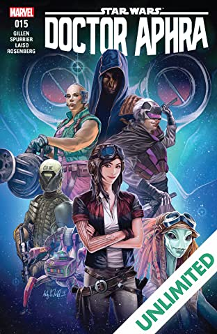 Star Wars: Doctor Aphra (2016-) #15