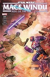 Star Wars: Jedi of the Republic - Mace Windu (2017) No.5 (sur 5)