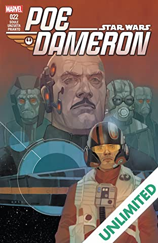 Star Wars: Poe Dameron (2016-2018) #22