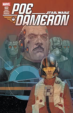 Star Wars: Poe Dameron (2016-) #22