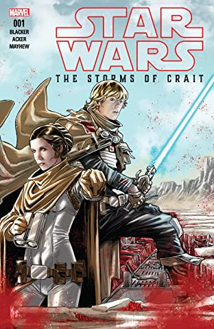 Star Wars: The Last Jedi - The Storms Of Crait (2017) #1