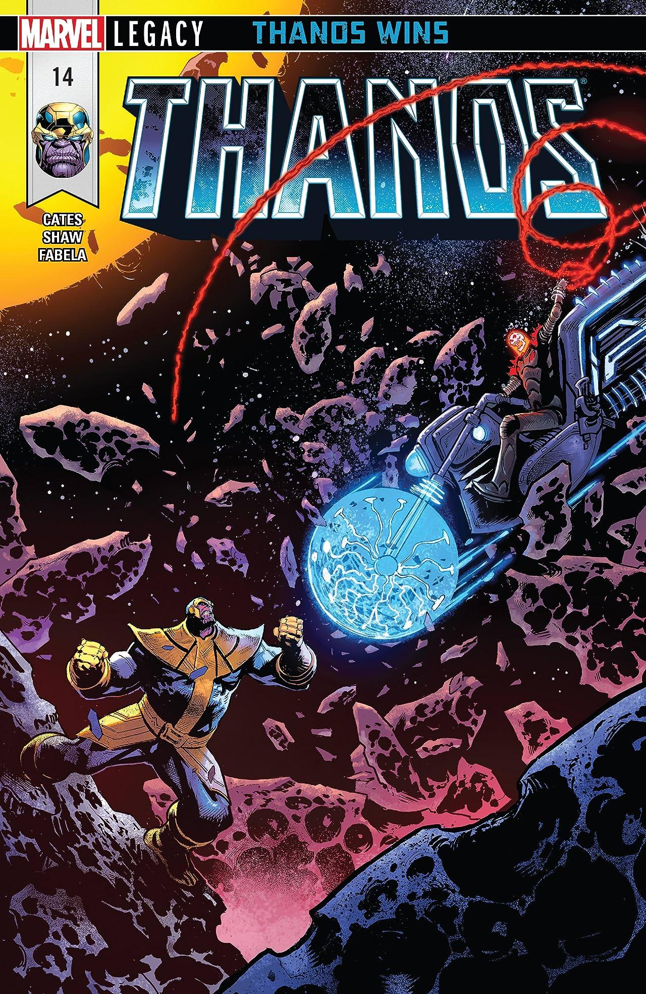 Thanos (2016-) No.14