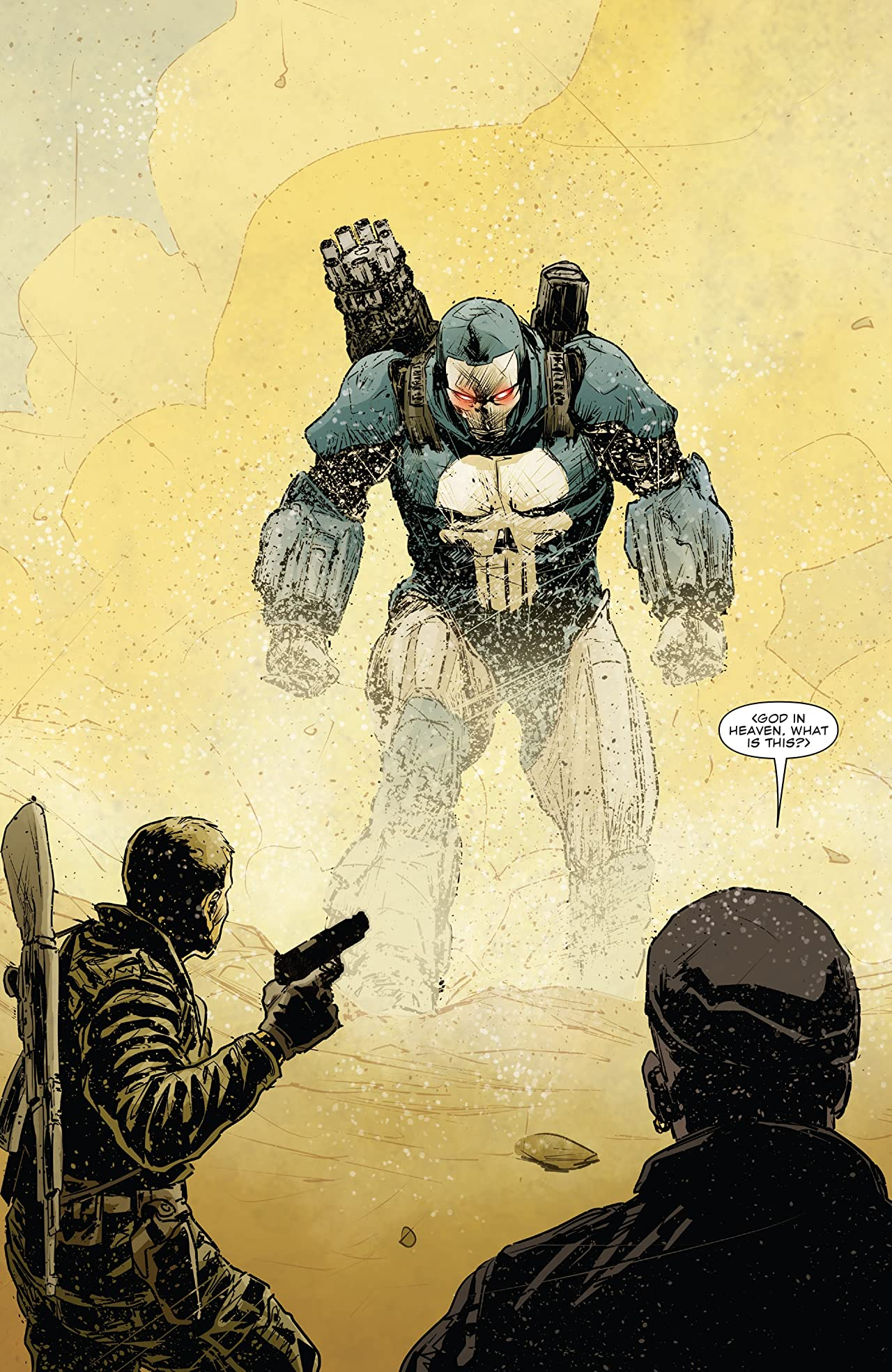 The Punisher (2016-2018) #219