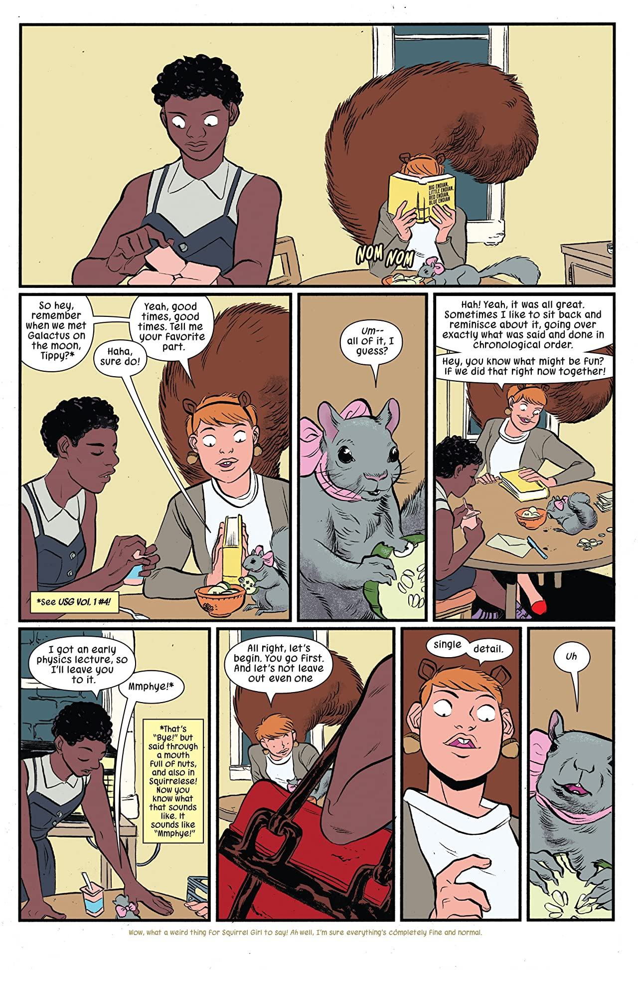 The Unbeatable Squirrel Girl (2015-) #27