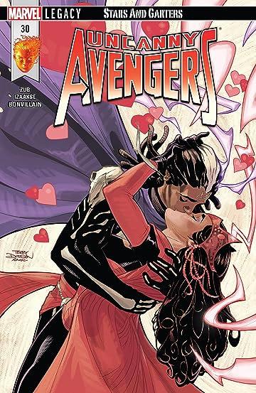 Uncanny Avengers (2015-2017) #30