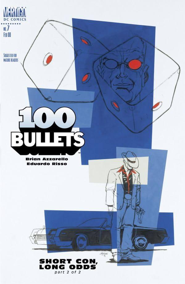 100 Bullets #7