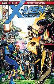 X-Men Blue (2017-2018) #18
