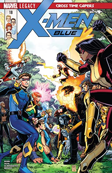 X-Men: Blue (2017-) No.18