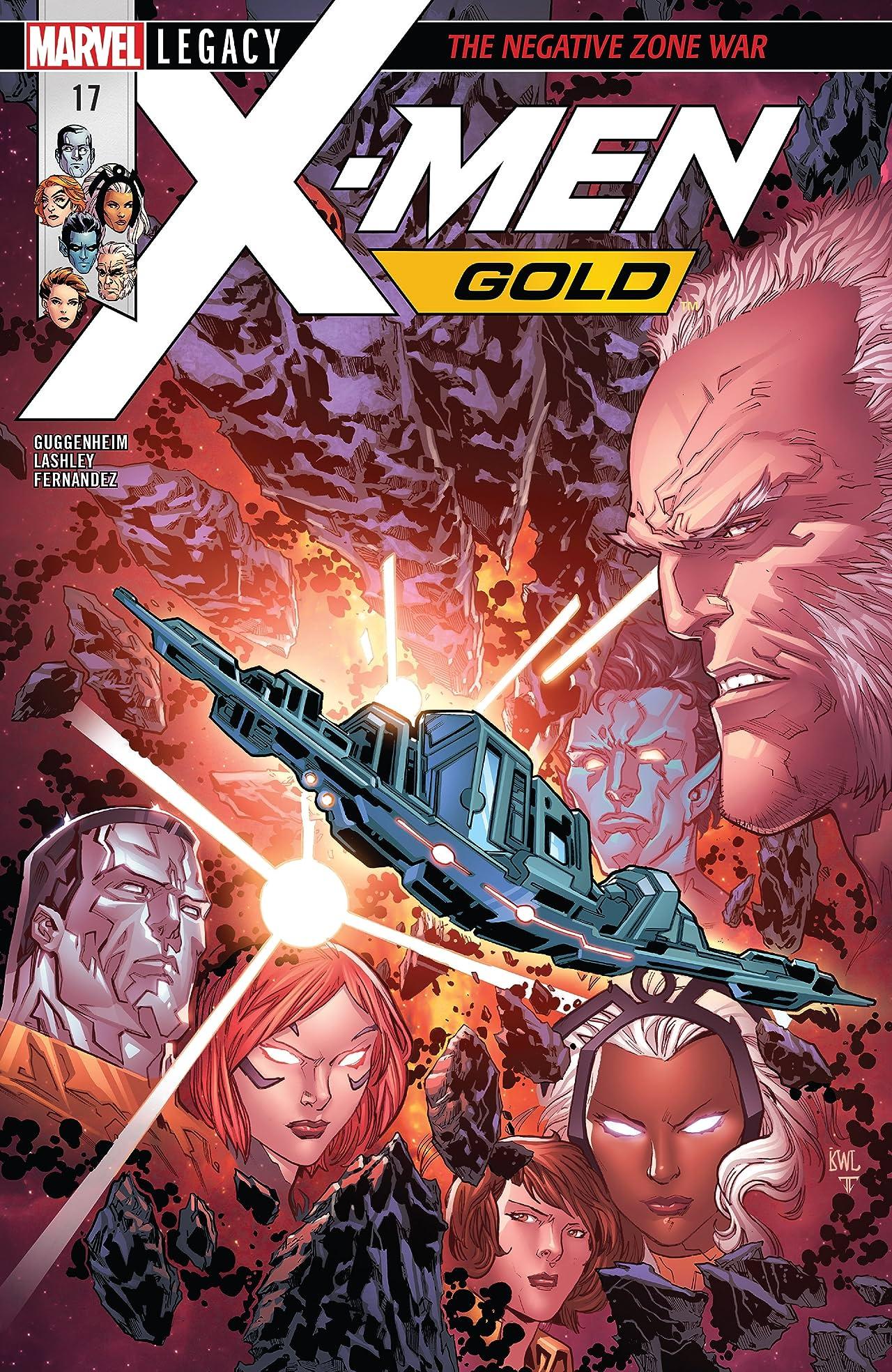 X-Men Gold (2017-) #17