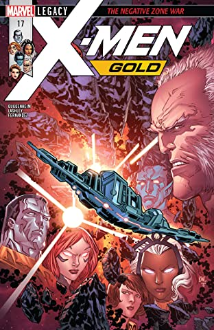 X-Men Gold (2017-) No.17