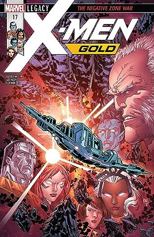 X-Men Gold (2017-2018) #17