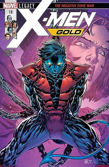 X-Men Gold (2017-) #18